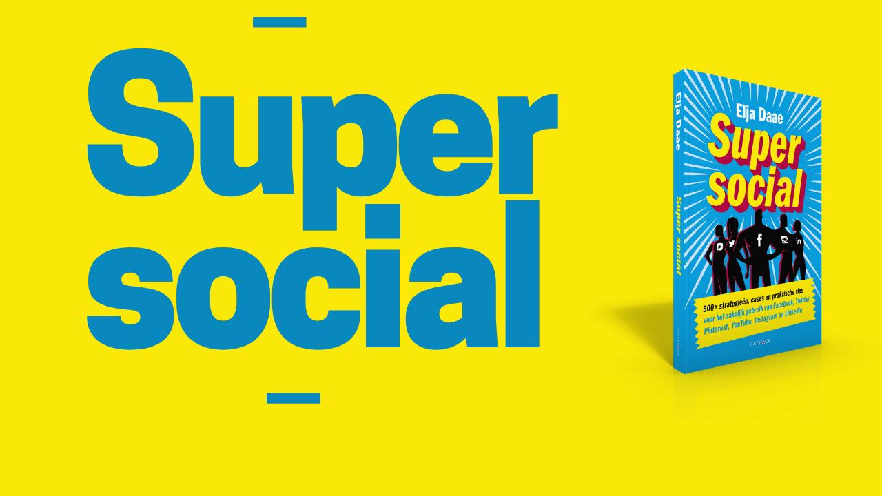 Super Social book